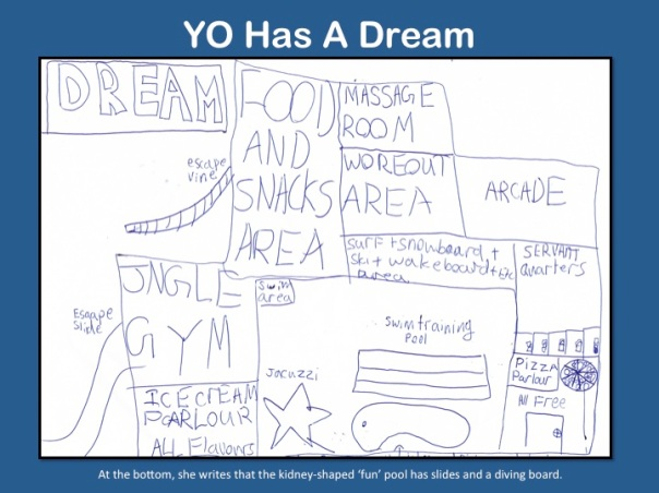 YO's dream