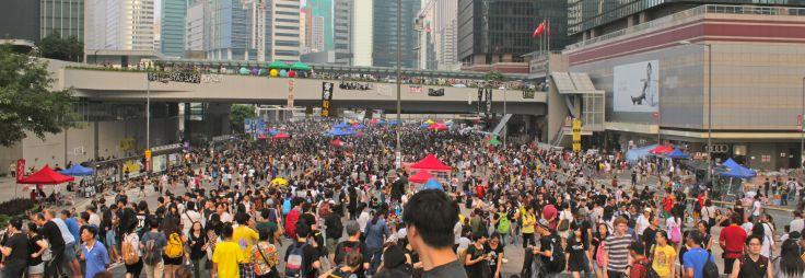 Hong Kong, 2 October 2014. (photo by therockmom)