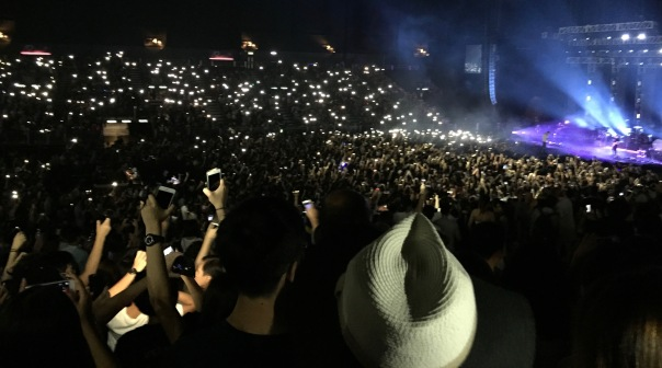 Imagine Dragons & phones