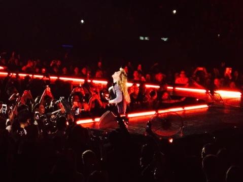 Madonna solo